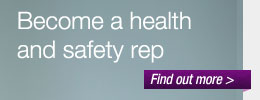 Become a Health and Safety Representative